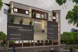 Exterior Design Architecture 3D Architectural Designing Service, Bengaluru
