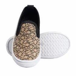 Cream Sqr kids casual shoes, 1-3.5 YERARS