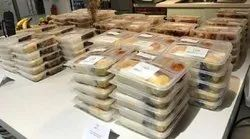 Daily Packed Lunch / Dinner Food Supply To Corporates / Companies, Packaging Type: Disposable