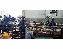 Mild Steel Pipe Fabrication Service, in Local