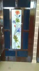 Printed Door Glass
