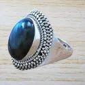 Turquoise Gemstone New Fashion 925 Silver Finger Ring