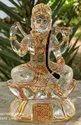 Bala Tripura Sundari Statue - 669 gram