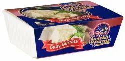 Baby Buratta Cheese, Packaging Size: 360 Gram, Packaging Type: Box