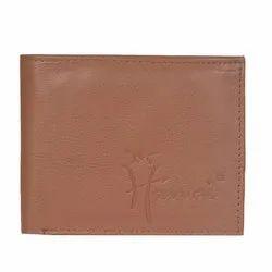 Hawai Tan Men Blue Artificial Leather Wallet