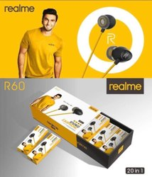Realme R60 Wired Earphone