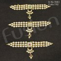 Meenakari Kundan Choker Necklace Set
