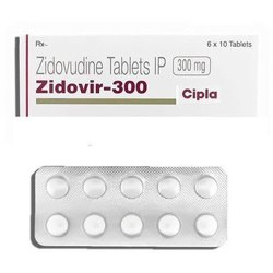 Zidovudine Tablets IP 300mg
