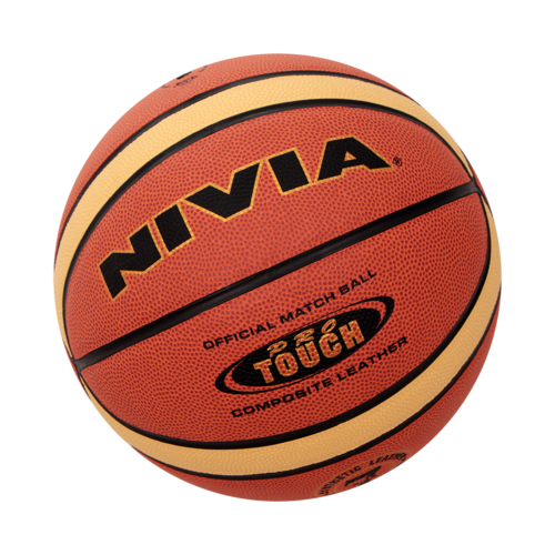 Nivia Pro Touch Basketball Rubber Basketball ब स क ट ब ल Capital Sports Pvt Ltd Gandhinagar Id 22934995597