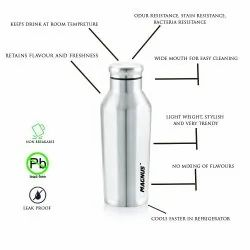 Magnus Sporty 550 Ml Steel Sports Bottle