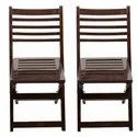 Antique Brown Dzyn Furnitures Solid Wood Living Room Chair, Back Style: High Back, 32x23x24 Inches