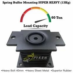 Spring Buffer Mounting Super Heavy