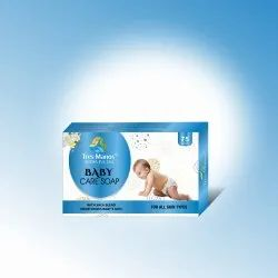 BABY SOAP, Packaging Type: Box, 75GM