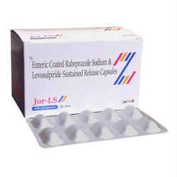 Levosulpiride 75 Mg Sr & Rabeprazole 20 Mg Cap
