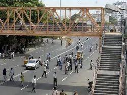 Foot Overbridge Construction Services