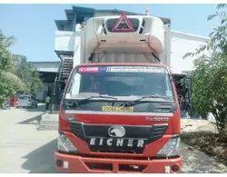 Frozen Food Transportation Service, -25c To +25c