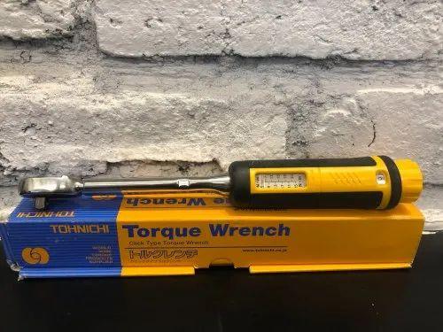 Tohnichi Torque Wrench QL25N5-1/4