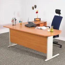 Metal Steel Office Table, 1 Year