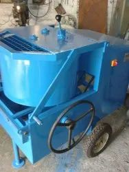 Pan mixers For laboratory Use for Concrete mixing