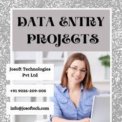 ISO9001 Company Data Entry Home Projects, Company Manpower: <20