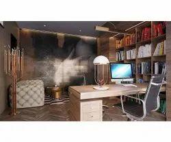 Brown Plywood Modular Office Furniture