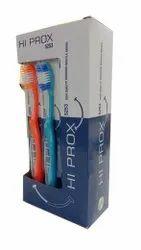 Duplex Paper Toothbrush Packaging Box
