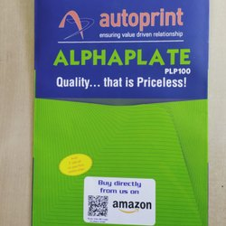 Autoprint ALPHAPLATE PLP 100, Offset Polymaster, Legal, ULR
