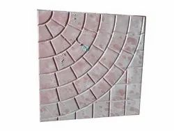Cement Chequered Parking Tiles, Tile Size: 12X12 Inch, Thickness: 20 mm