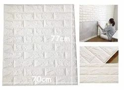 3D Brick Wall Stickers Panel Or Wallpaper For Wall Home-brick Wallpaper For Wall