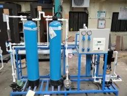 Reverse Osmosis Plant (RO), For Industrial, RO Capacity: 500-1000 (Liter/hour)