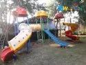 Oasis Castle Multi Play Station For Out Door Park And Garden