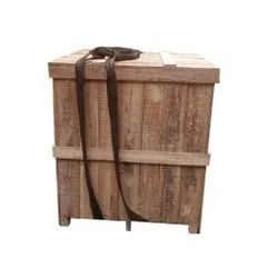 Rubber Wood Machine Packaging Box, Size(LXWXH)(Inches): 3 X 2 X 4 Feet, Weight Holding Capacity(Kg): 301-1000 Kg