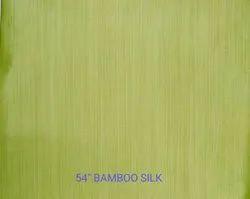 Bamboo Silk Fabric
