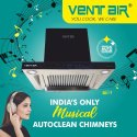 Sigma Music 60 Musical Smart Auto Clean Chimney