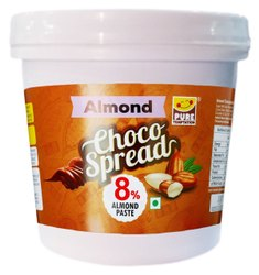 Pure Temptation Round Almond Choco Spread