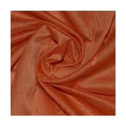 For Garments Plain Chanderi Silk Fabric, GSM: 100 Gsm