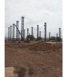 Steel Modular Prefabricated Industrial Structure