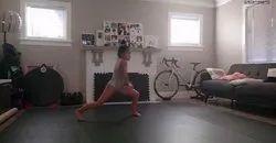 Sound Resistant Contemporary DANCE Anti Slip Rubber Mat