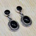 Garnet Gemstone 925 Sterling Silver Jewelry Fine Earring