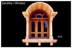 Arch Stone Window Frame