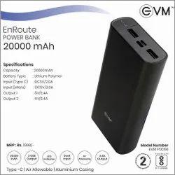 EVM Power Bank 20000 MAH