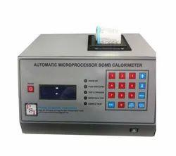 Bomb Calorimeter For Coal Testing (Model - B)