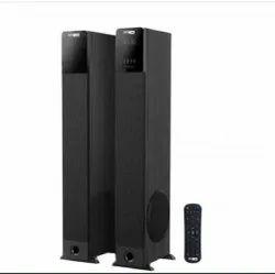 5.1 Black AL-TW-03 Altec Lansing Multimedia Tower Speaker