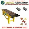 Industrial Paver Block Vibration Table