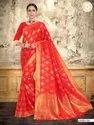 Woman Kanjivaram Silk Saree