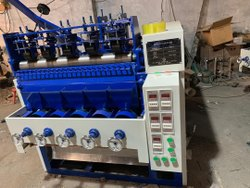 Steel Scrubber Making Machine