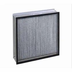 Aluminium Activated Carbon Industrial Hepa Filters, Flow Capacity Range: 500-1000 cfm