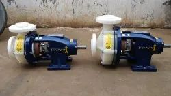 PVDF Lined Chemical Process Pumps