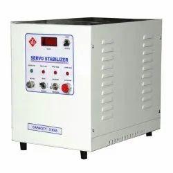 Automatic 97 % Power Servo Stabilizer, 230 V, 140 - 280 V