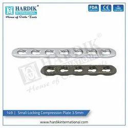Small Locking Compression Plate 3.5mm
